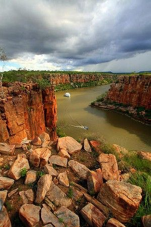 The Berkeley River. Western #Australia