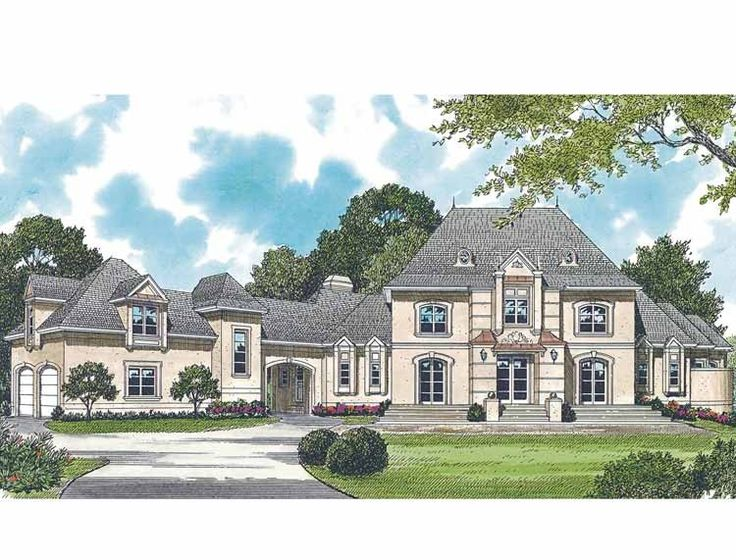 french chateau house plans 17 best images about on country 17760