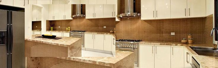 Decorate your kitchen's look perfact with #decorative laminate at Megasol Surfaces in India. Visit us today!