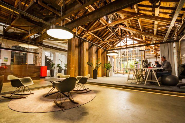 Elements.at office by Area, Salzburg – Austria » Retail Design Blog