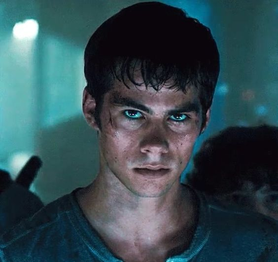 Dylan O'Brien as Thomas  #TheMazeRunner
