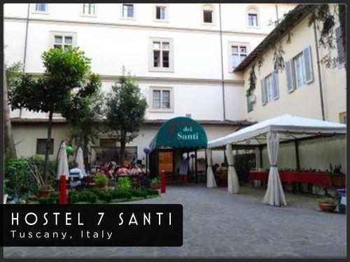 Hostel 7 Santi Reviews - Florence, Italy -