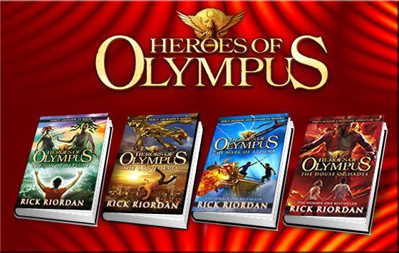 the heroes of olympus series pdf
