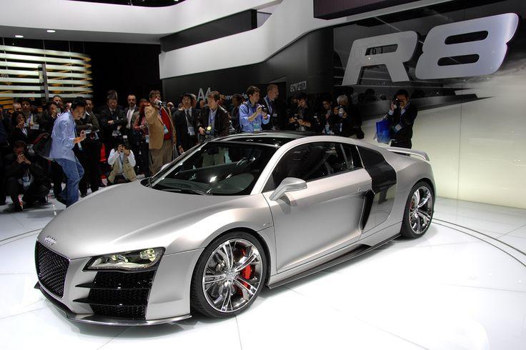 Audi R8 V12   Insane!!!