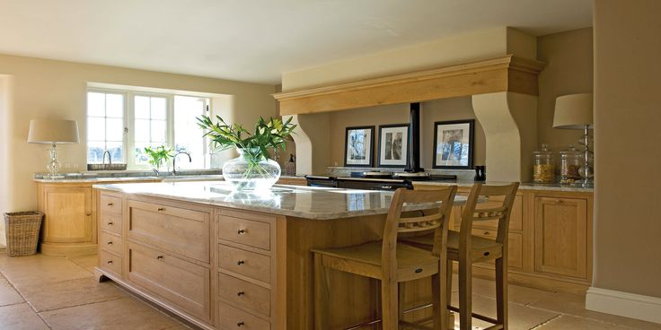 Neptune kitchens available from Channel Island Ceramics, Guernsey