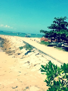 Tanjung Benoa in Idleness - Aggie's Notes