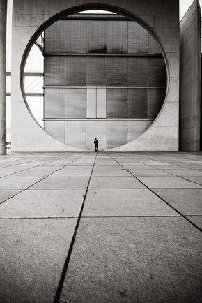 Composição na fotografia mobile - Gestalt e linhas
