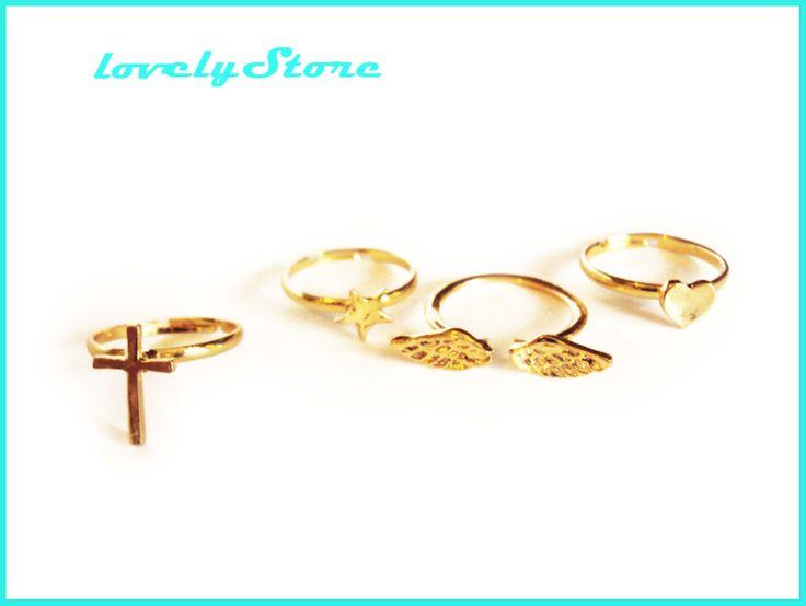 Set anillos $2700