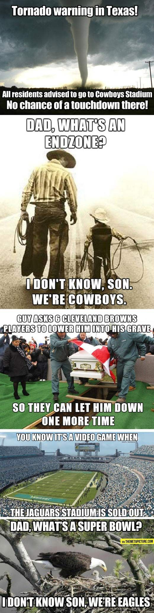The American Football season is starting, let the bashing begin…