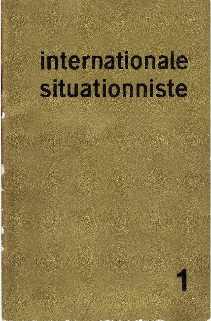 UbuWeb:Internationale situationniste archive(1958-1969)