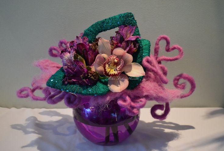 Fleurs de la St-Valentin - Atelier Lukas Fleuriste  Livraison Fleurs Région Portneuf