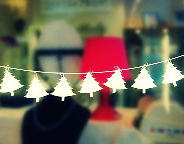 de navidad con vinilos