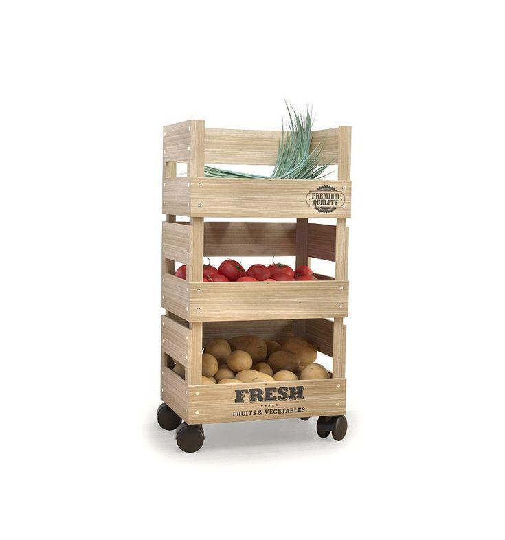 las 25 mejores ideas sobre carritos de cocina en pinterest