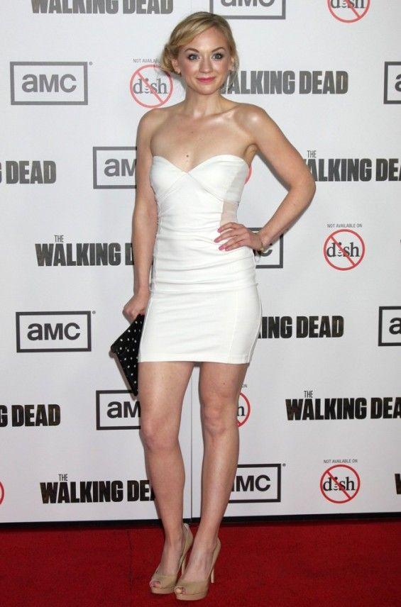 Emily Kinney, Beth Greene, Walking Dead, Hot Farmers Daughter, Sexy legs, Sexy Dress