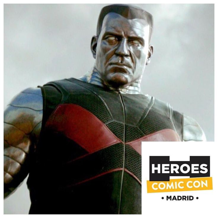 Guess who's coming to Heroes Comic Con Madrid? @stefankapicic! He played Colossus in Deadpool and will reprise his role in the sequel (which I will be referring to as Deadpool 2d Dead Pooler). I guess there's still some budget to include some X-Men. ;) Our you coming over to Madrid? Make sure to stop by and say hi. Quien nos quiere visitar? -Melvin @heroes_comiccon #heroes #comiccon #madrid #spain #españa #espana #stefankapicic #deadpool #deadpool2 #colossus #xmen #marvel #guest #fox…