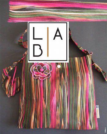 48 Etichette con marchio in tessuto | Etichette per indumenti e borse