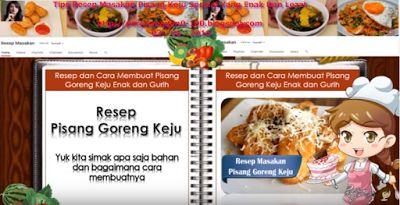 Tipsku: Tips Resep Masakan Pisang Keju Spesial Yang Enak D...