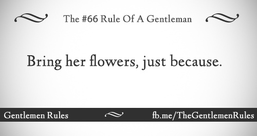 Flowers Just Because Quotes Just Because Quotes For