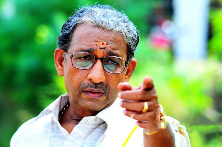 Happy #birthday to #NedumudiVenu, is a popular actor in #Malayalam films.