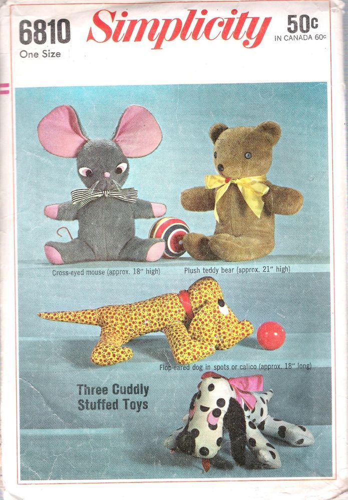 17 Best Images About Toys On Pinterest Sewing Patterns