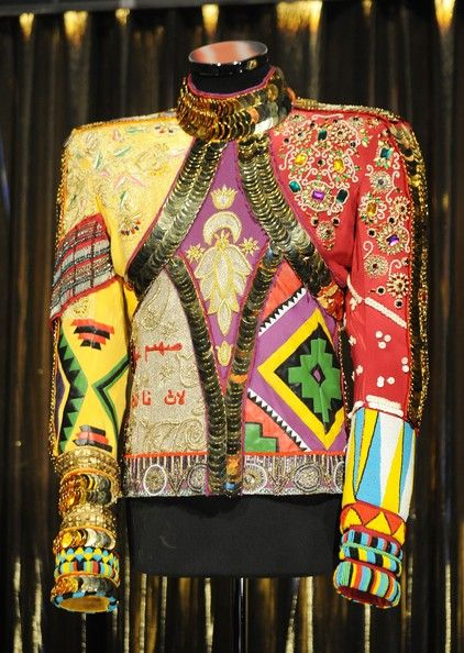 Michael Jackson's Earth Song Jacket for This Is It