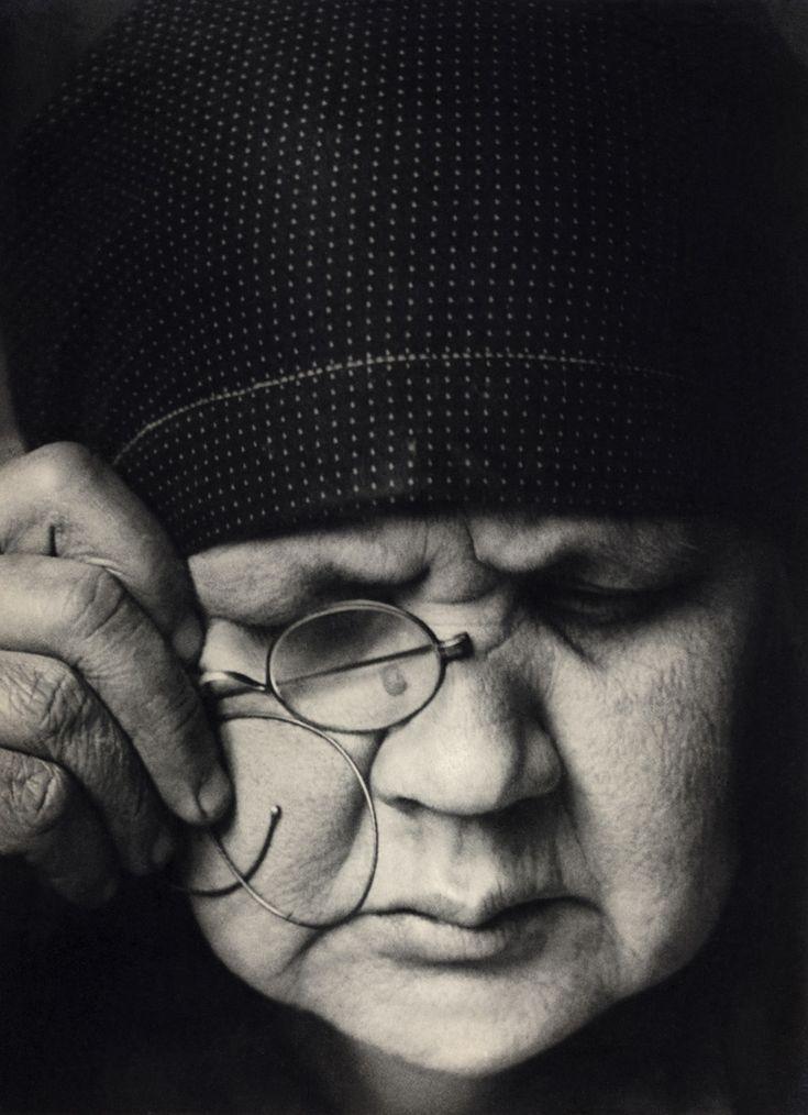 Alexander Rodchenko. 'Portrait of the Artist's Mother' 1924