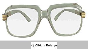 Clear Skies Aviator Glasses - 158