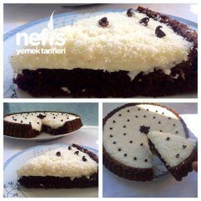 Coconut Tart Kek Tarifi