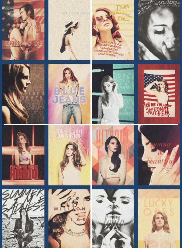 Goodbye Born to Die Era.... Lana Del Rey #LDR