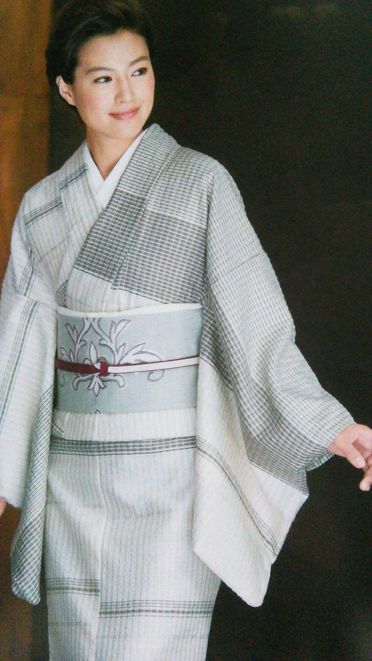 しじら織紬