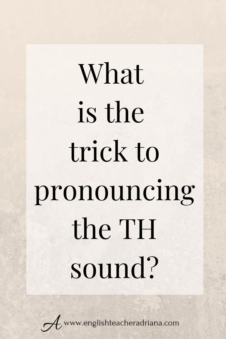 How To Pronounce Th : pronounce, Pronounce, Words, English, Pronunciation, Training, Improve, Accent, Speak, Clearl…, Advanced, Vocabulary,, Words,, Learn