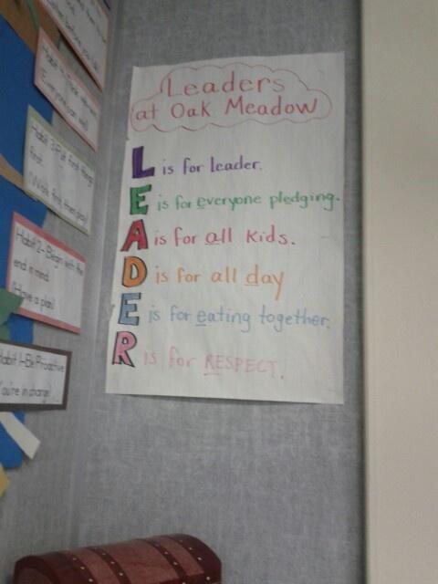 Leader acrostic poem | Leader In Me Tour | Poems, Leader ...