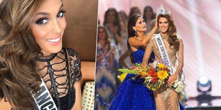 Miss France 2016 vient d'être élue Miss Univers, c'est une première ! - http://www.le-lorrain.fr/blog/2017/01/30/miss-france-2016-vient-detre-elue-miss-univers-cest-premiere/