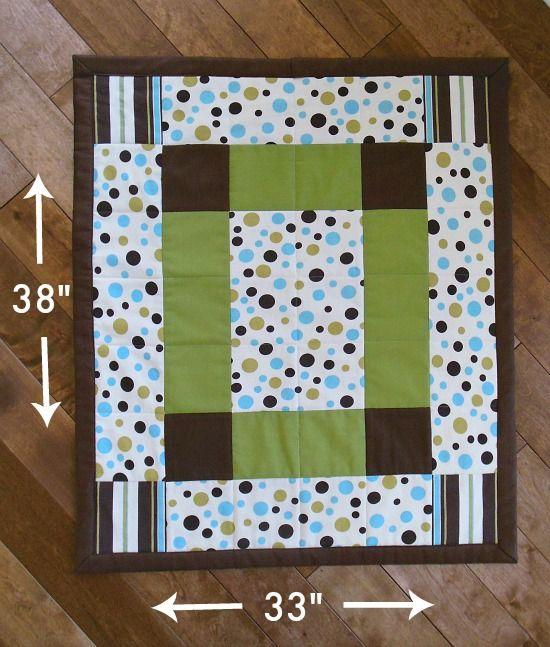 finished quilt measurements