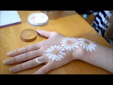 Face Painting Techniques : Dots and Teardrops