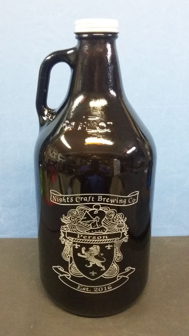 1000+ Images About GROWLERS -- Custom Etched Growlers And