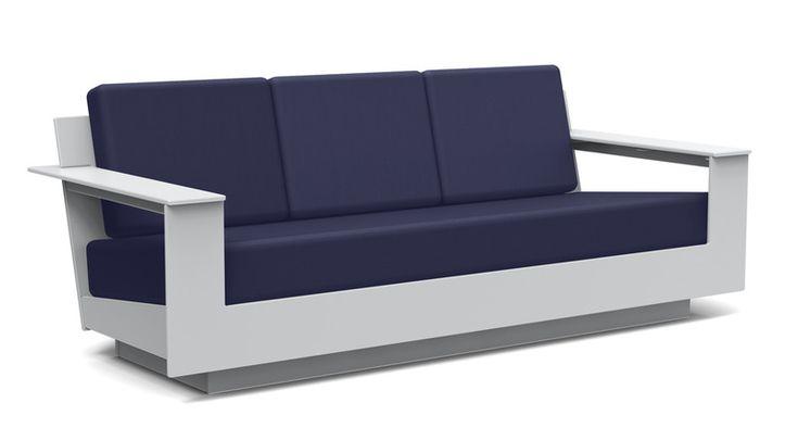 Loll Designs Nisswa Sofa Sofa Outdoor Sofa Outdoor Furniture