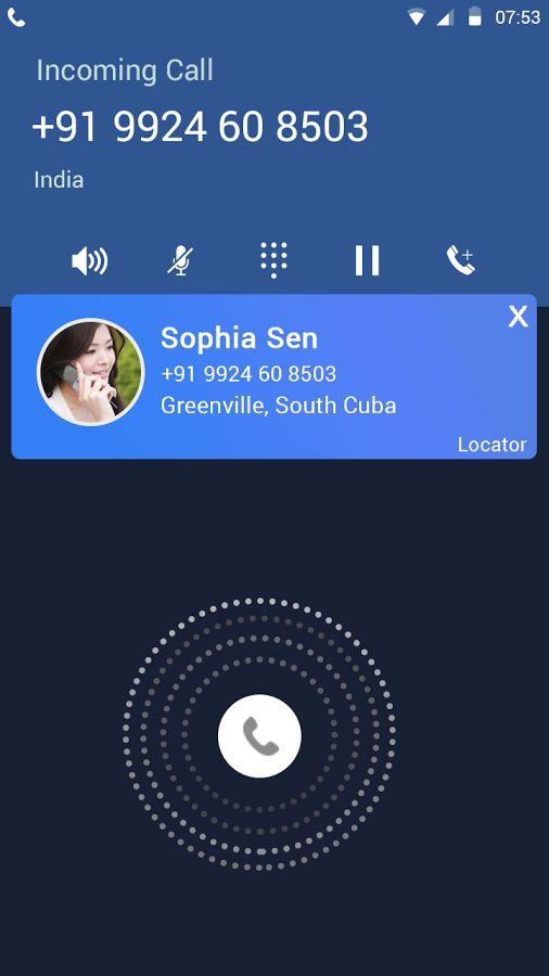Call Blocker - Call ID Free- screenshot