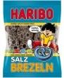 Haribo Salzbrezeln 200g, 5 Beutel Lakritz Beutel Haribo Lakritz Beutel
