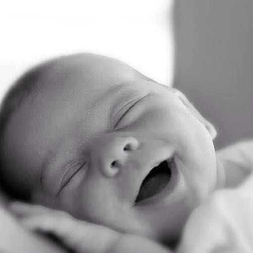 Baby's bliss...