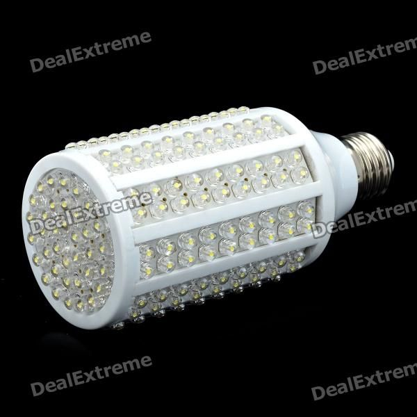 Material:: ABS; Emitter Type:: LED; Total Emitters:: 216; Power:: 12.96W; Color BIN:: Neutral white; Rated Voltage:: 220V; Luminous Flux:: 1250~1500LM; Color Temperature:: 6000~7000K; Connector Type:: E27; http://j.mp/1v3cdoK