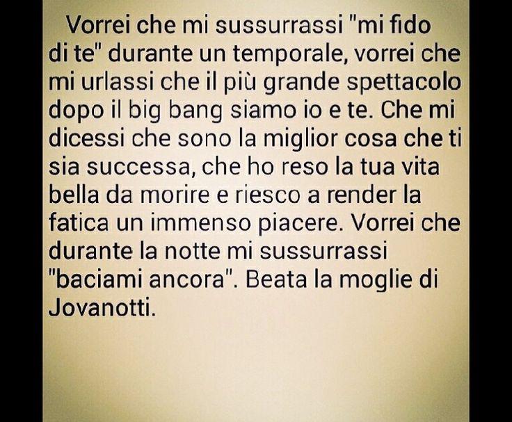 Frasi. Jovanotti