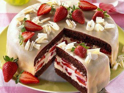 Torte taufe dr oetker