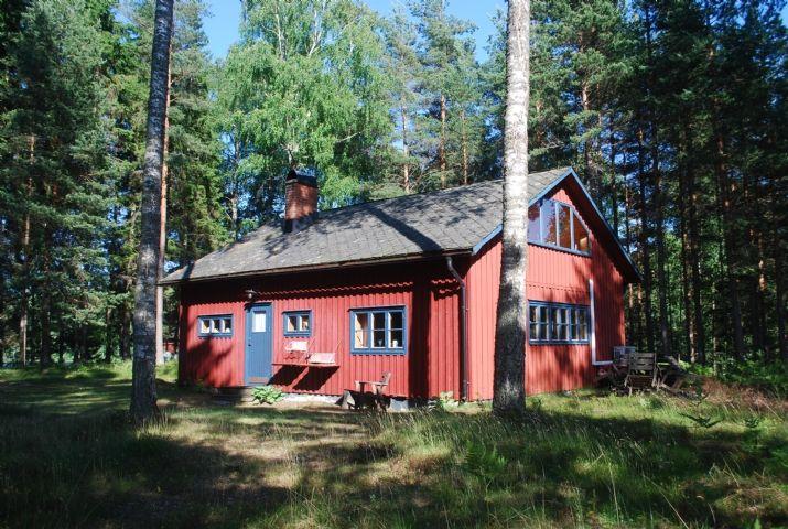 Sommarhus med utsökt läge (Stuga uthyres i Steneby, Dalsland)