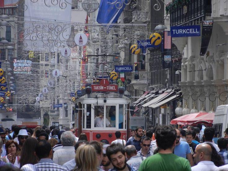 Egy isztambuli szerelem kezdete