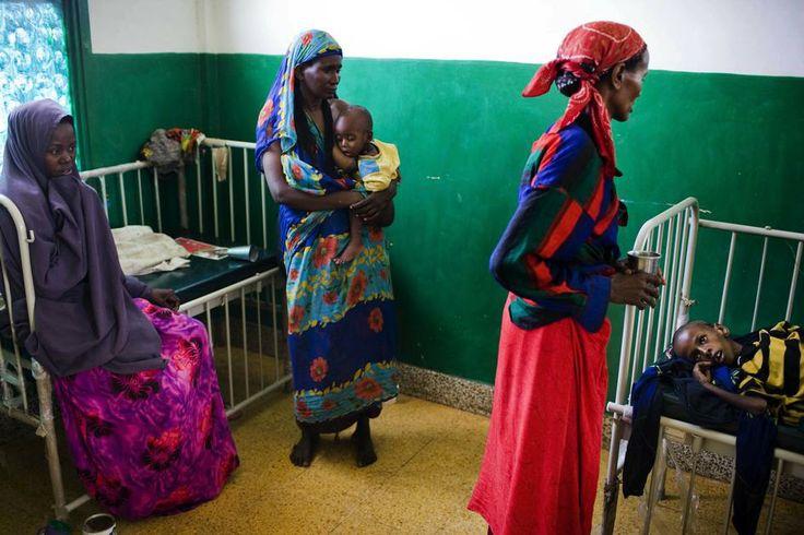 Somalia: the catastrophic famine, 2011. Dominic Nahr
