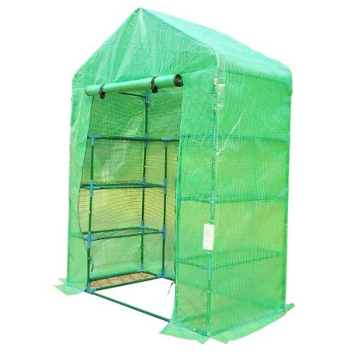 Outsunny 6.5 x 4.67 x 2.5 Outdoor Compact Walk-in Greenhouse Review https://ledgrowlightsreviews.info/outsunny-6-5-x-4-67-x-2-5-outdoor-compact-walk-in-greenhouse-review/