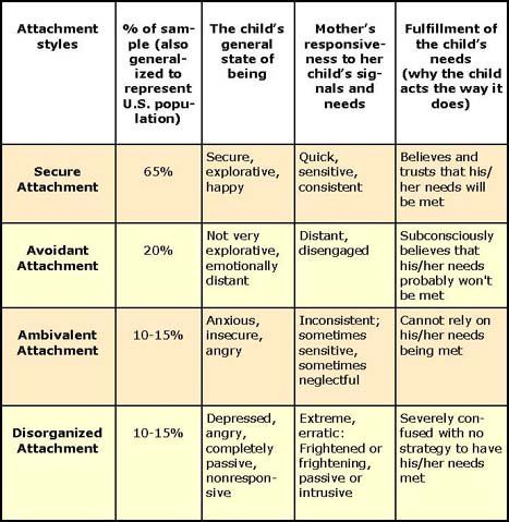 The attachment and adoption psychology essay