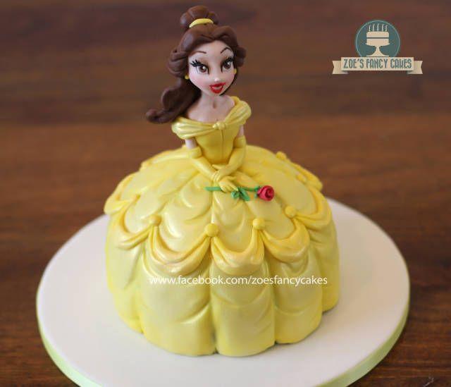 Beauty The Beast Cake