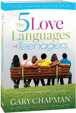 Five language of love for teen